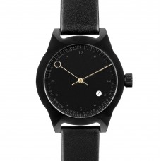 Black Minuteman Watch - SQ03